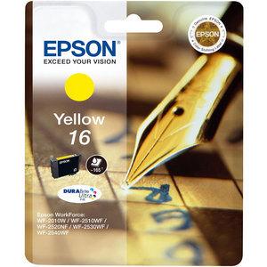 Epson Original T1624 Yellow Ink Cartridge (Series 16)