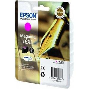 Epson Original T1633 Magenta High Capacity Ink Cartridge (16XL)