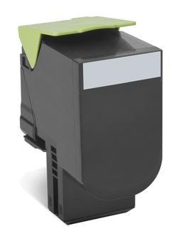 Compatible Lexmark C540H1KG High Capacity Black Toner Cartridge