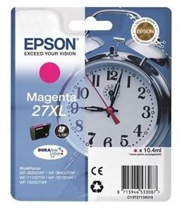Epson Original T2713 Magenta High Capacity Ink Cartridge (27XL)