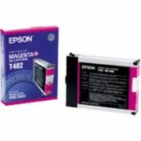 Original Epson T482 Magenta Ink Cartridge