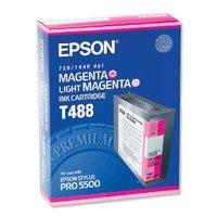 Original Epson T488 Magenta Ink Cartridge