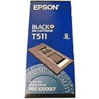 Original Epson T511 Black Ink Cartridge