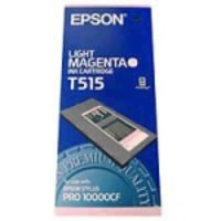 Original Epson T515 Light Magenta Ink Cartridge