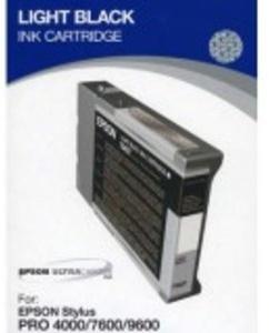 Epson Original T5437 Light Black Ink Cartridge