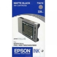 Original Epson T5448 Matt Black Ink Cartridge