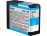 Original Epson T5802 Cyan Ink Cartridge