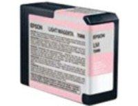 Original Epson T5806 Light Magenta Ink Cartridge