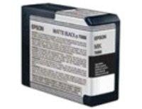 Original Epson T5808 Matt Black Ink Cartridge