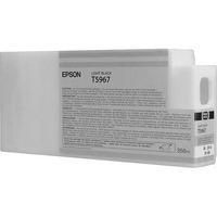 Original Epson T5967 Light Black Ink Cartridge