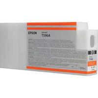 Original Epson T596A Orange Ink Cartridge