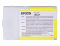 Original Epson T6054 Yellow Ink Cartridge