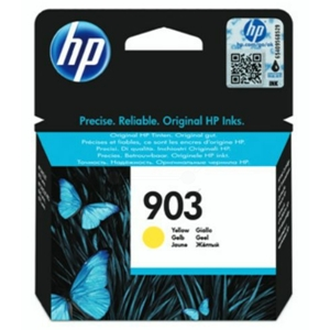 Original HP 903 Yellow Inkjet Cartridge (T6L95AE)