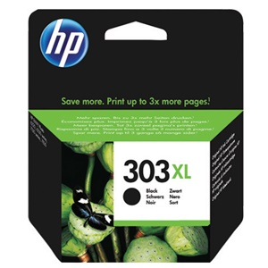 Original HP 303XL Black High Capacity Inkjet Cartridge (T6N04AE)