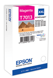Epson Original T7013 XXL Magenta Ink Cartridge