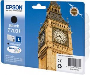 Epson Original T7031 Black Ink Cartridge