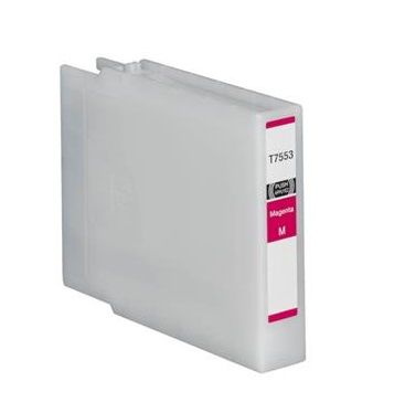 Compatible Epson T7553 Magenta High Capacity Ink Cartridge