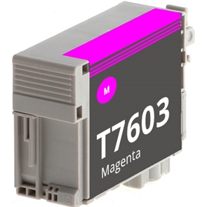 Compatible Epson T7603 Magenta Ink Cartridge
