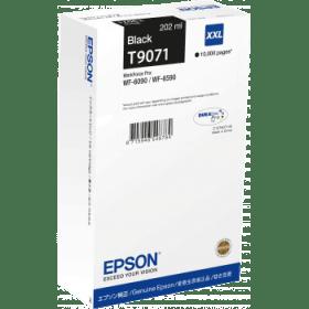 Original Epson T9071 XXL Black Extra High Capacity Inkjet Cartridge (C13T907140)