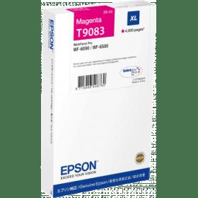 Original Epson T9083 Magenta High Capacity Inkjet Cartridge (C13T908340)