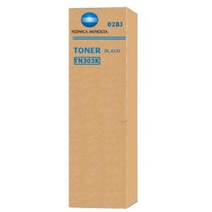 Original Konica Minolta TN303K Black Toner Cartridge