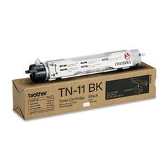Original Brother TN11BK Black Toner Cartridge