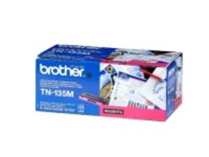 Original Brother TN135M Magenta Toner Cartridge