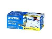 Original Brother TN135Y Yellow Toner Cartridge