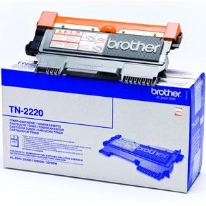 Original Brother TN2220 Black Toner Cartridge