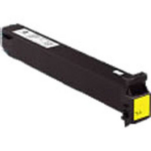 Konica Minolta TN321Y Yellow Original Toner Cartridge (A33K250)