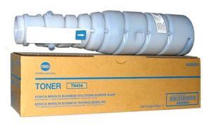 Konica Minolta Original TN414 (A202030) Black Toner Cartridge