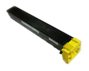 Original Konica Minolta TN611Y Yellow Toner Cartridge