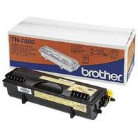 Original Brother TN7600 Black Toner Cartridge