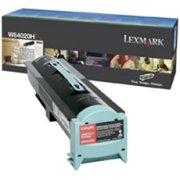 Original Lexmark W84020H Black Toner Cartridge