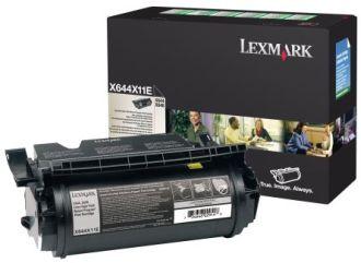 Original Lexmark  X644X11E Black Toner Cartridge