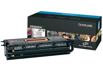 Original Lexmark X8302KH Black Toner Cartridge