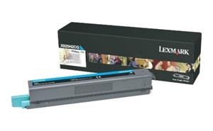Original Lexmark X925H2CG Cyan Toner Cartridge
