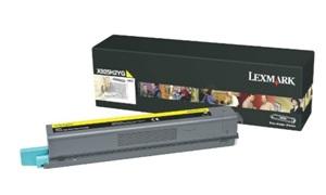 Original Lexmark X925H2YG Yellow Toner Cartridge