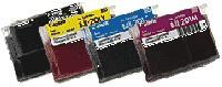 Canon BJI-201 Compatible Cartridges Full Set of 4 (Black/Cyan/Magenta/Yellow)