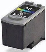 Canon CL-38 Colour Remanufactured Ink Cartridge