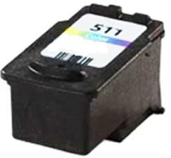 Canon CL-511 Remanufactured High Capacity Colour Ink Cartridge