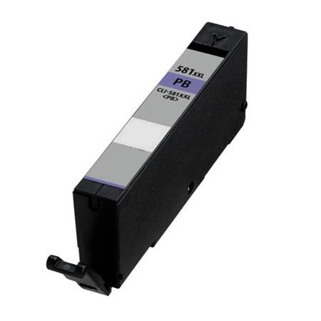 Canon Compatible CLI-581PBXXL High Capacity Photo Blue Ink Cartridge