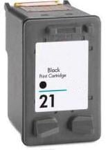 Remanufactured HP 21 (C9351AE) High Capacity Black Ink Cartridge