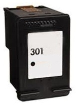 Remanufactured HP 301 (CH561EE) High Capacity Black Ink Cartridge