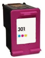 Remanufactured HP 301 (CH562EE) High Capacity Colour Ink Cartridge