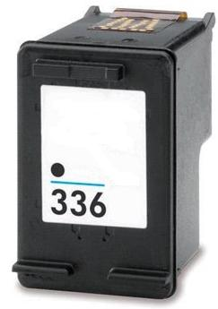 Remanufactured HP 336 Black Ink Cartridge (C9362EE) for Low or Moderstae Usage