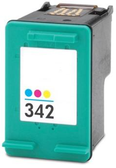 Remanufactured HP 342 Colour Ink Cartridge (C9361EE) For Low or Moderstae Usage