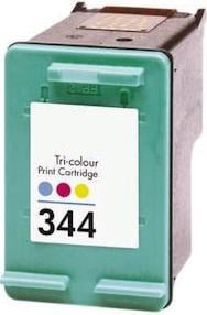 Remanufactured HP 344 (C9363EE) High Capacity Colour Ink Cartridge