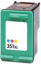 Remanufactured HP 351XL (CB338EE) Colour High Capacity Ink Cartridge