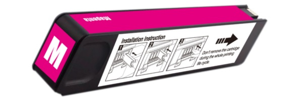 Compatible HP 981X Magenta High Capacity Ink Cartridge L0R10A